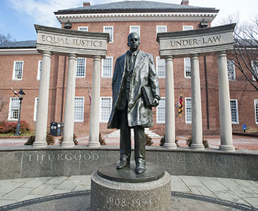 Safeguarding the Thurgood Marshall Legacy - Lawyers' Mall Project​​